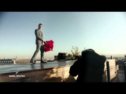 Makingoff Daniel Hechter avec James Denton au Grand Hôtel de Bordeaux &Spa