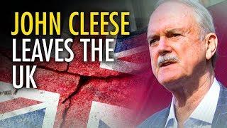 Why John Cleese is leaving the UK | Jack Buckby