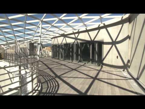 Le Palais des Congrès d'Antibes Juan-les-Pins