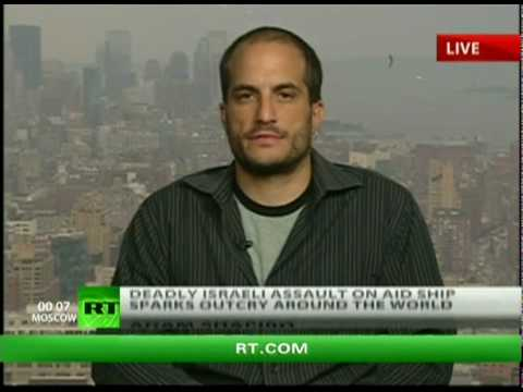 Adam Shapiro: Expose Israel's policy to the world
