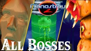 Nanostray 2 (Nintendo DS) // All Bosses