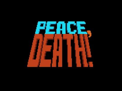 Peace, Death! Reveal Trailer