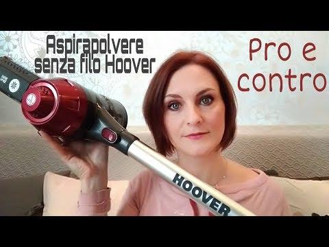 Aspirapolvere senza filo Hoover FD22RP Freedom 2in1: pro e contro dopo 1 mese di utilizzo
