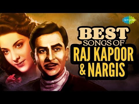 Top 20 songs of Raj Kapoor and Nargis  Evergreen Jodi