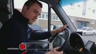 Rettungsassistent packt aus