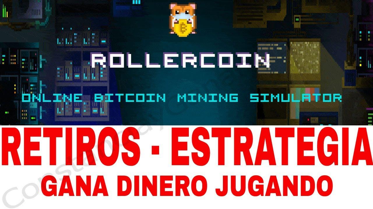 ✅ GANAR BITCOIN GRATIS desde CASA 😱 【RETIROS  #ROLLERCOIN 】➕ MEJOR ESTRATEGIA para COMPRAR MINEROS 2
