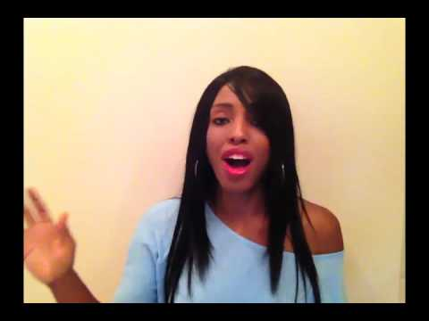 Aaliyah - Enough Said (Cover) A cappella - AnnMarie Fox