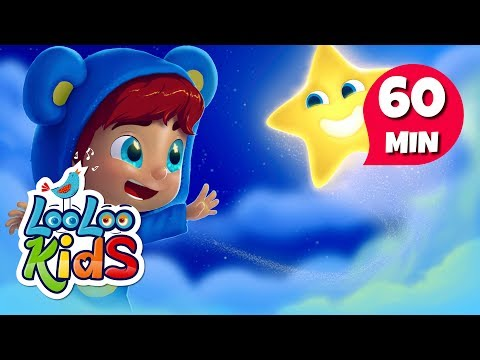 Twinkle, Twinkle, Little Star - THE BEST Nursery Rhymes and Songs for Children | Hello Mr. Freckles