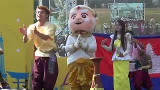 세계문화공연 Cambodia Traditional Pe…