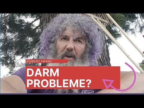 Robert Franz - Was tun bei Verstopfung und Darm Problemen?