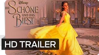 Die Schöne und das Biest - offizieller Trailer (deutsch | german) | Disney HD