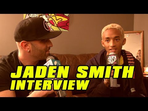Jaden Smith On Teaching His Dad + Cosigning + Setting Trends [EXCLUSIVE INTERVIEW]
