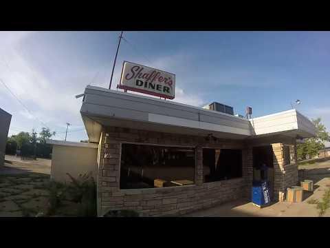 Abandoned Shaffer's Diner Alliance Ohio