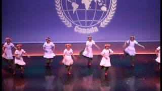 Dance World Cup 2008 - Poland - Polish National Dance