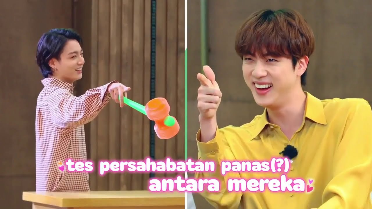 [ALL SUB] 210125 Full BTS Tokopedia 2021 Interview WIB TV Show