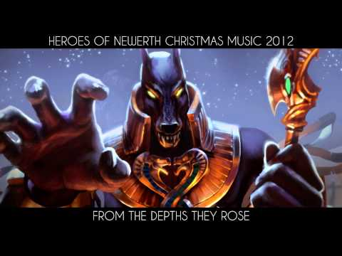 Heroes of Newerth Christmas Music 2012 - From the depths they rose