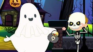 Его Хэллоуинская ночь Its Halloween Night Zebra Russia русский мультфильмы для детей