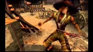 Onimusha 4: Dawn of Dreams (Stage 1: Dawn of Nightmares) -Blind-