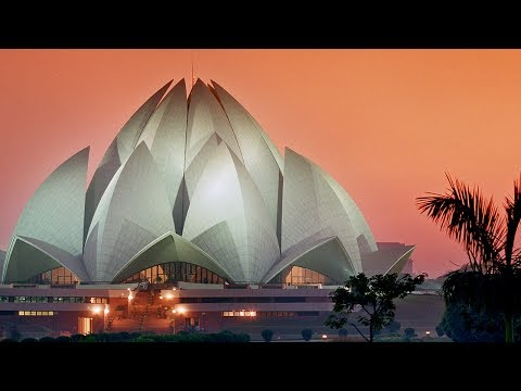 Jewel In The Lotus - Bahai Temple in India - Documentary Sample