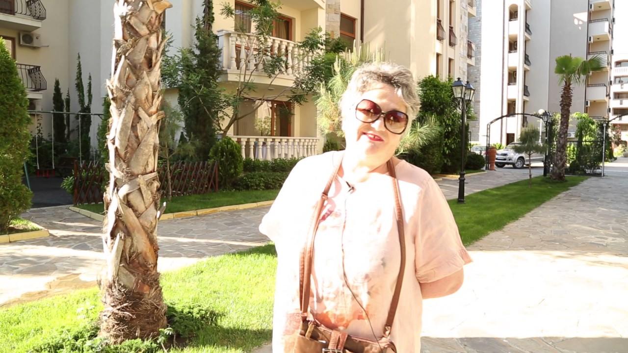 Как тракторист, купил апартаменты в Болгарии - YouTube