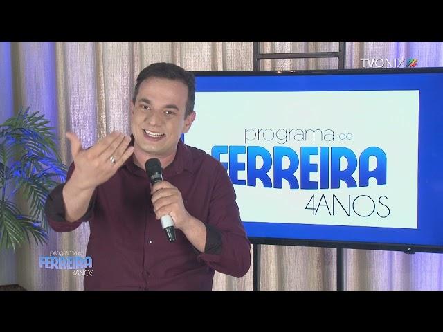 Programa do Ferreira_ Especial 4 anos (22/07/21)