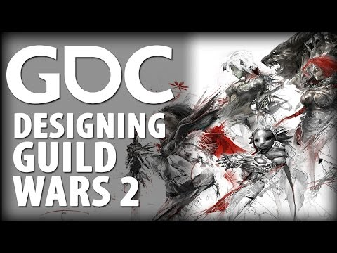 Designing Guild Wars 2