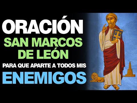 🙏 Oración Especial Contra los Enemigos a San Marcos de León, Tú que AMANSASTE LA DRAGA Y EL DRAGÓN 🙇