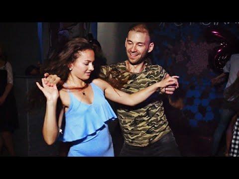 Ipanema Party. Maxim Chistokletov And Julia Ivanova. Zouk Improvisation.(Sex On Fire)