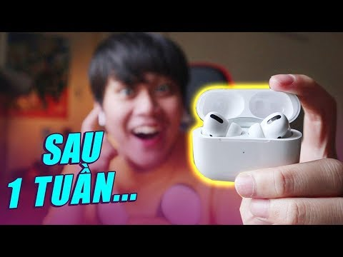 REVIEW AIRPODS PRO