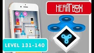 Official Heart Box Walkthrough Level 131-140