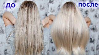 Ламинирование волос 30 руб в домашних условиях #SilenaSway_Силена Вселенная