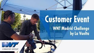 Customer Event - WNT Madrid Challenge by La Vuelta