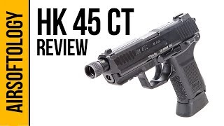 The HK45CT - The Perfect Compact Pistol? | Airsoftology Review