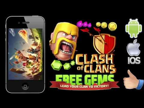 Clash Of Clans Hack 2017 No Survey No Password Updated