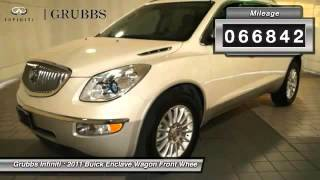 2011 Buick Enclave Dallas Ft. Worth Grapevine GBJ321250