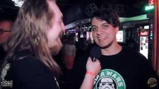 Hardlife 2015. Интервью с публикой и гитаристом Gravedancer.