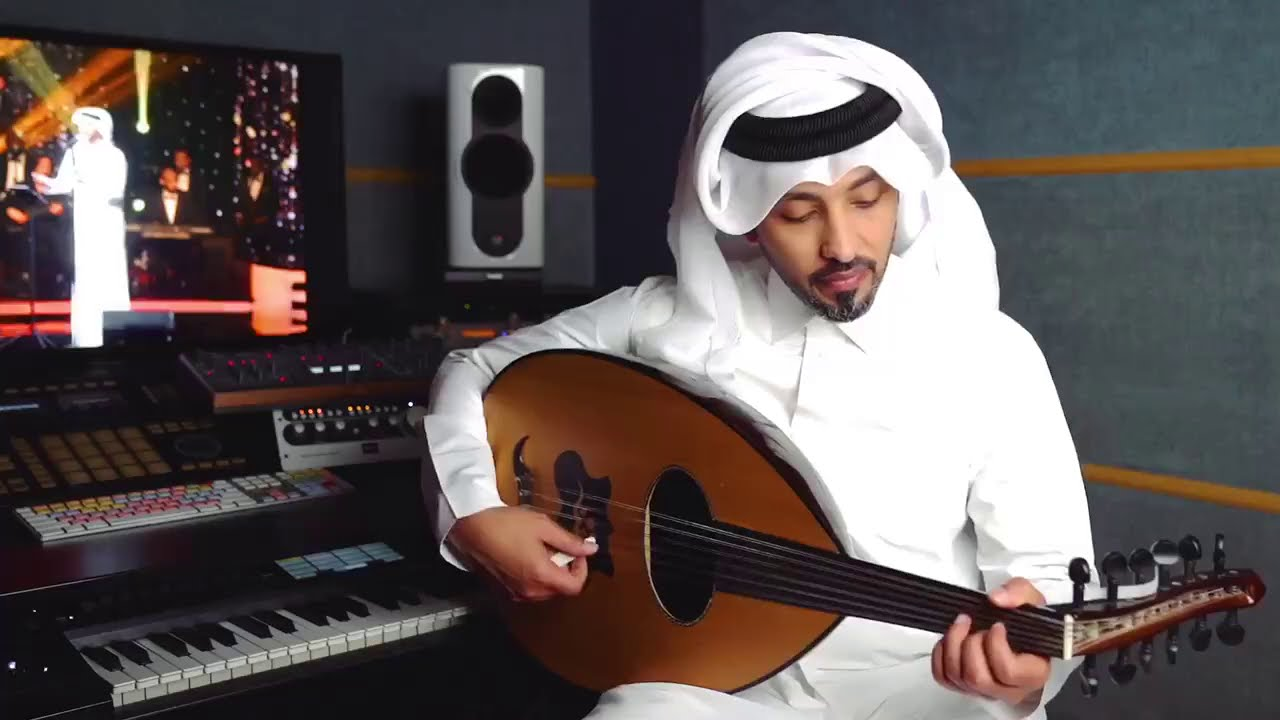 فهد الكبيسي - العشق والبلوى - (عود) | 2020
