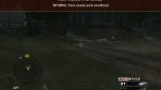 Commandos: Strike Force - Mission 3 -  A Traitor?