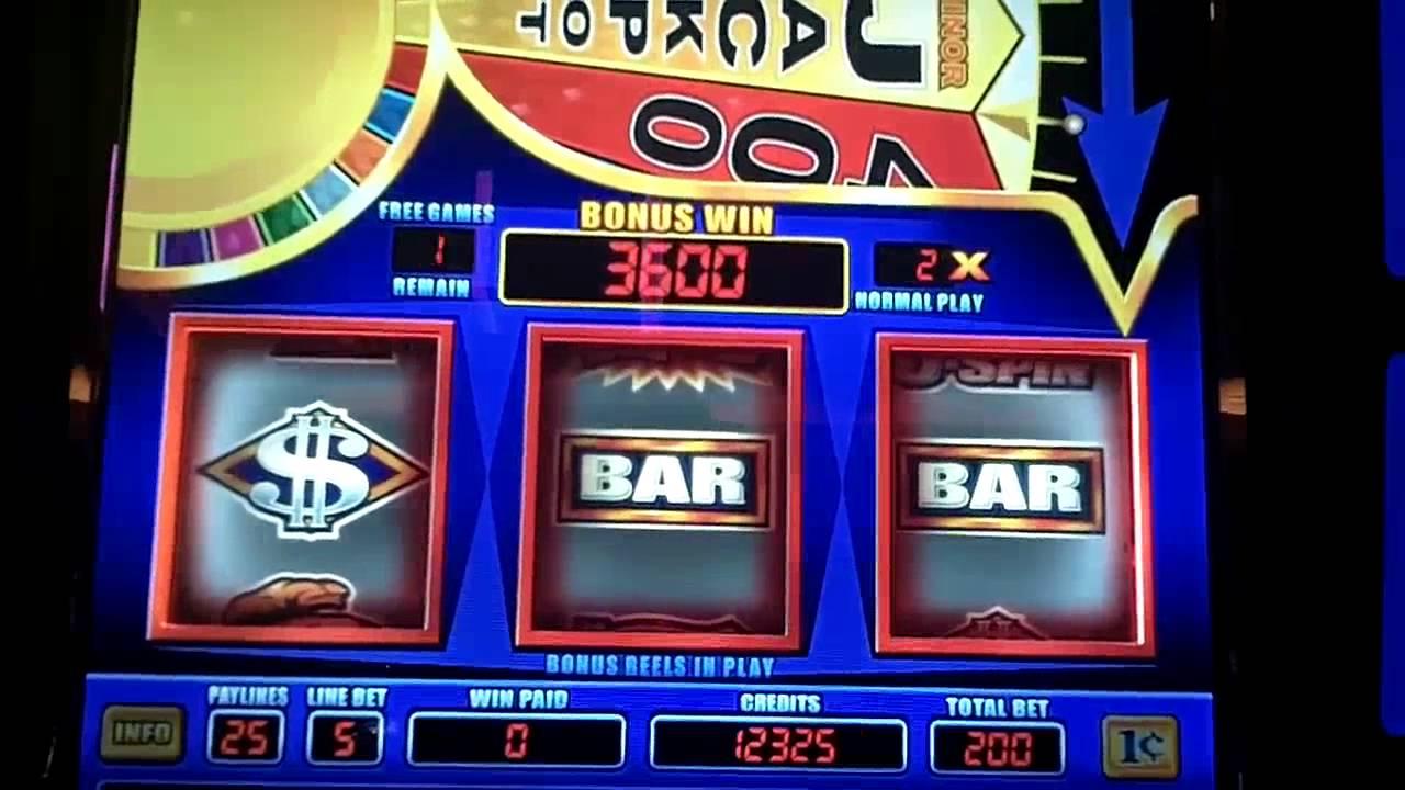 U spin holland casino