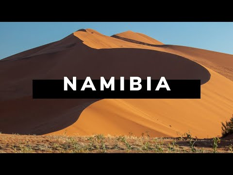 NAMIBIA TRAVEL DOCUMENTARY - 4x4 Safari Road Trip