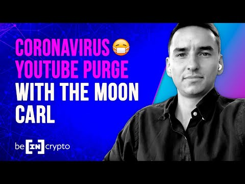The Moon🌜Carl on Bitcoin and the Coronavirus, Bitcoin Halving and Quantitative Easing. INTERVIEW