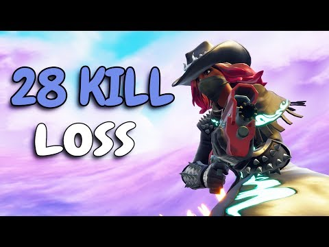 28 KILL LOSS | Solo vs Squad | Can\'t win them all