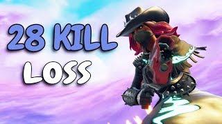 28 KILL LOSS | Solo vs Squad | Can't win them all