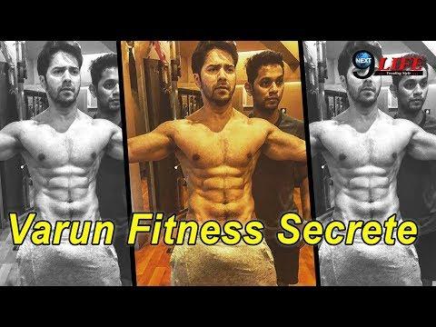 Fitness Secrete Of Varun Dhawan, Daily Routine, Exercise... ||  Easy Fitness Secrets ||