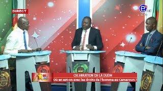 237 LE DÉBAT DU MERCREDI 11 DECEMBRE 2019 -  EQUINOXE TV