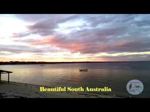 Yorke Peninsula at dusk