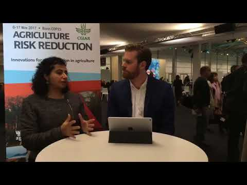 Water management and climate change: Interview with Luna Bharati