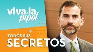 Gonzalo Cáceres reveló todos los secretos de la monarquía española - Viva La Pipol