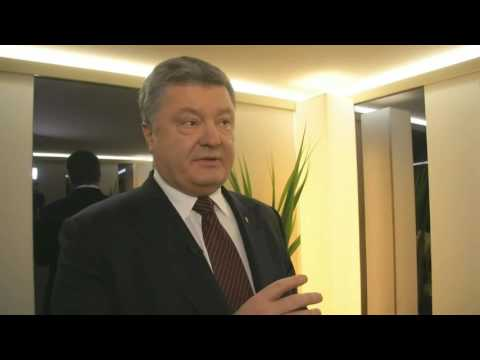 Crimea will be returned to Ukraine, Petro Poroshenko