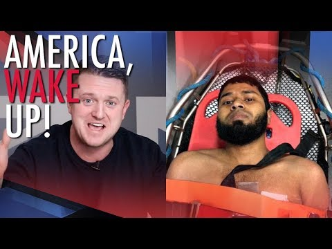 Tommy Robinson: New York is NOT Safe